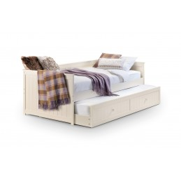 Jessy Stone White Day Bed...