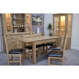 Milano Solid Oak 1.2m...