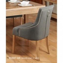 Mobel Slate Dining Chair...