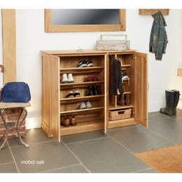 Mobel Oak Extra Large Shoe...