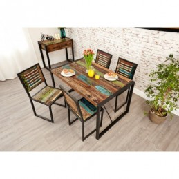 Urban Chic 140cm Dining Table
