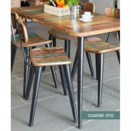 Coastal Chic Dining Chair...