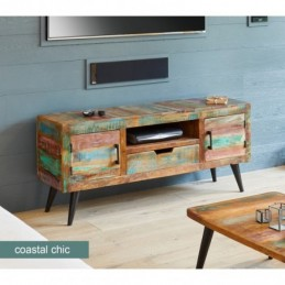 Coastal Chic Widescreen TV...