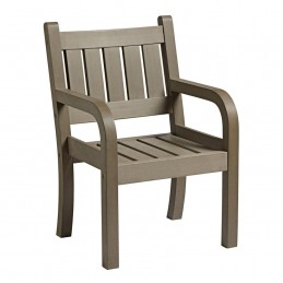 Kendal Grey Wooden Outdoor...