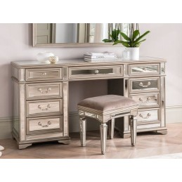 Jessy Mirrored Dressing Table