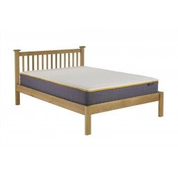 Woburn Oak Low End 5ft Bed...