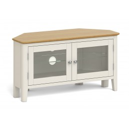 Ascot Ivory Painted & Oak...
