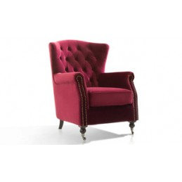 Denby Velvet Chesterfield...