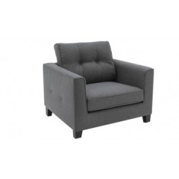 Aster Crib 5 Charcoal Grey...