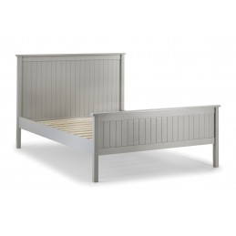 Maiden Dove Grey Bed Frames