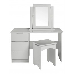 Colour All Gloss Dressing Table Trio Set