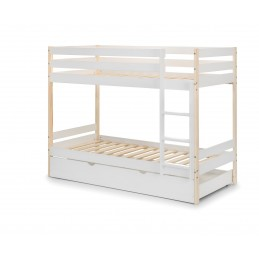 Nora Bunk Bed Frame &...