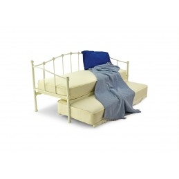 Parson 3ft White Day Bed...