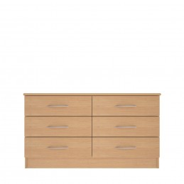 Bamber Contract 6 Drawer...
