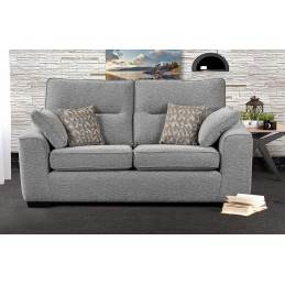 Burton Fabric 3 Seater Sofa