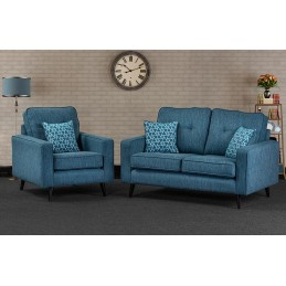 Wenton Fabric 2 Seater Sofa