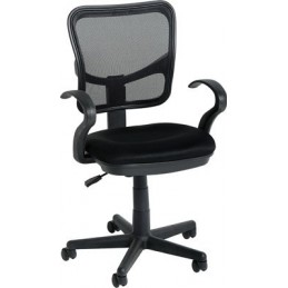 Clifton Black Computer Chair