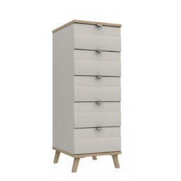Durant 3 Colour 5 Drawer...