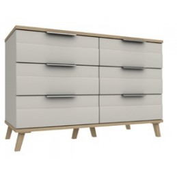 Durant 3 Colour 3+3 Drawer...