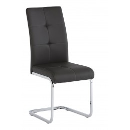 Florac PU Leather Dining Chair