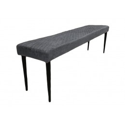 Chaz Leather Dining Bench