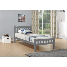 Jenson Grey Painted Pine Beds