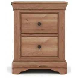 Carmen Solid Oak 2 Drawer...