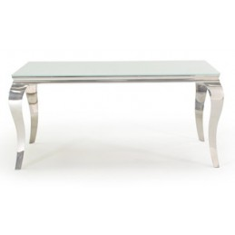 Lewis Polished Steel And...