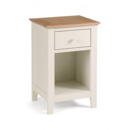 Solaro Ivory & Oak 1 Drawer...
