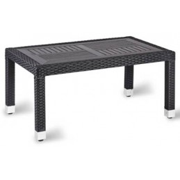 Malibu PE Rattan Coffee Table