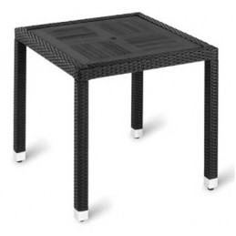 Malibu PE Rattan Dining Tables