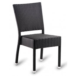 Malibu PE Rattan Side Chair