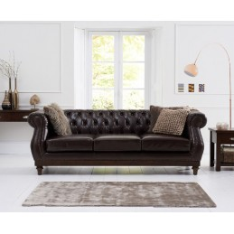 Highfield Brown Leather 3...