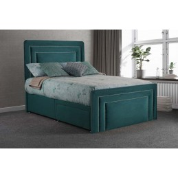 Opus Debut Storage Fabric Bed