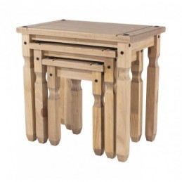 Core Corona Nest of 3 Tables