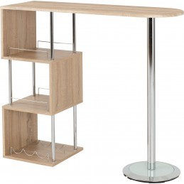 Charisma Home Bar Table in...
