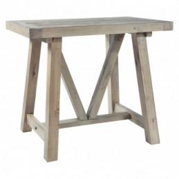 Saltash Driftwood Bar Table