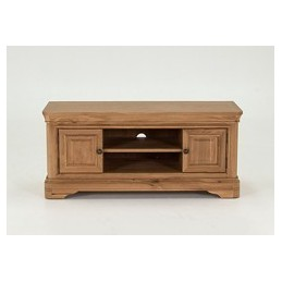 Carmen Solid Oak 1.25 TV Table