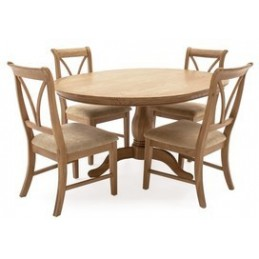 Carmen Solid Oak 1.42 Oval...