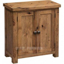Aztec Rustic Oak 2 Door...