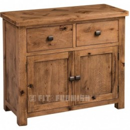 Aztec Old Rustic Oak 2 Dr...