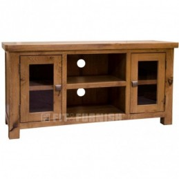 Aztec Old Rustic Oak TV...