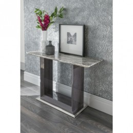 Donatella Marble Console Table