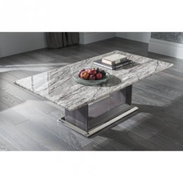 Donatella Marble Coffee Table