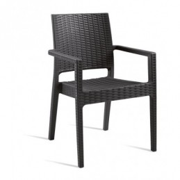 Mint Stacking Arm Chair -...