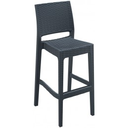 Mint Stackable Bar Stool -...