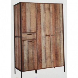 Hoxton Industrial Rustic 4...