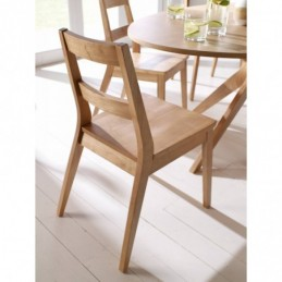 Malmo White Oak Dining...