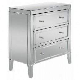 Valencia Mirrored 3 Drawer...