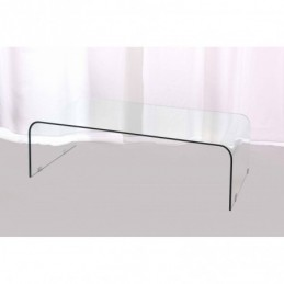Azurro Glass Coffee Table